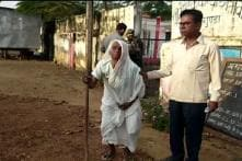 100-year-old Woman Casts Her Vote in First Phase of Chhattisgarh Assembly Elections