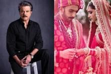 Anil Kapoor Rubbishes Reports of Being Angry With Ranveer Singh and Deepika Padukone