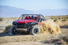Honda Reveals Nearly Cabinless Concept Truck at SEMA 2018