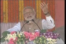 Bastar Should Teach Congress a Lesson for Sheilding 'Urban Maoists', Modi Tells Voters in Chhattisgarh