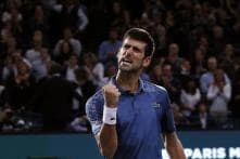 Novak Djokovic Beats Roger Federer in Paris Masters Thriller