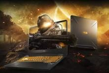ASUS TUF Gaming Laptops FX505 And FX705 Launched in India: Price, Specifications And More