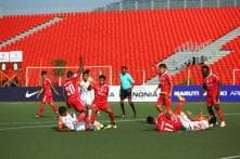 Aizawl & Neroca Play Out Goalless Draw in Northeast Derby