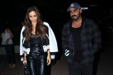 This Photo of Malaika Arora, Arjun Kapoor Enjoying a Party Together is Unmissable; See Here