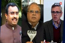 News18 Excerpt: After Jammu And Kashmir State Assembly Was Dissolved War Of Words Ensued