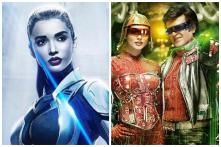 5 Times 2.0 Actor Amy Jackson Looked Ultra Chic as a Superhero
