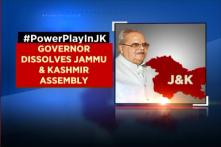 First on News18: J&K Governor's Response After Dissolving Assembly