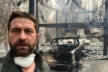Gerard Butler, Robin Thicke's Homes Burnt in California Wildfire; See Pics