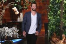 Avengers Star Chris Hemsworth Enjoys His India Trip, Shares Videos