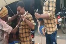 Andhra Man Scares Locals With Cobra Around His Neck, Dies of Snake Bite