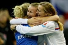 Czech Republic Beat USA to Win Sixth Fed Cup in Eight Years