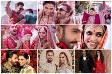 Dreamy Pictures From Deepika Padukone and Ranveer Singh's Wedding