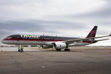 Trump's Private Plane Clipped in Parking Mishap at LaGuardia