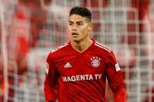 James Rodriguez Blow for Bayern Munich as Colombian Tears Knee Ligament