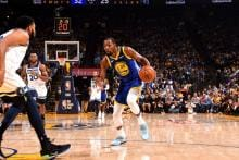 Stephen Curry and Kevin Durant Fuel Warriors' Seventh Consecutive Win