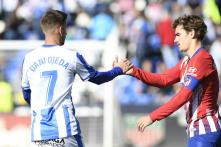 Antoine Griezmann Stunner Not Enough as Atletico Madrid Held by Leganes