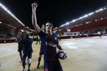 Edinson Cavani Bags Hat-trick as Perfect PSG Leave Henry's Monaco Down and Out