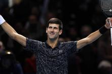 Flawless Djokovic Sets Up ATP Finals Title Clash with Zverev
