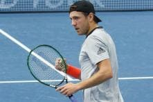 Lucas Pouille Questions Use of Clay for Davis Cup Final