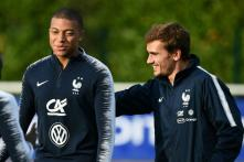 Football-mad Parents in Battle to Name Baby 'Griezmann Mbappe'