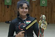 National Shooting Championship: Thirteen-Year-Old Esha Singh Outshines Big Names Like Manu & Heena