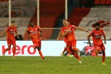 FC Pune City Register First ISL 2018/19 Win Over Jamshedpur FC