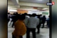 Gunfire Inside A Hospital In Lucknow