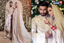 #DeepVeer's Mumbai Reception : The Couple Looks Royal and Wholly in Love
