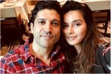 'Be Grateful to Love', Says Farhan Akhtar As He Posts This Photo With Shibani Dandekar