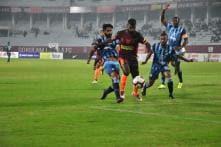 Rajesh Strike Hands Gokulam Kerala Win Over Minerva Punjab