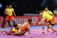 Pro Kabaddi: Gujarat Fortunegiants Beat UP Yoddha 38-31 in Qualifier 2