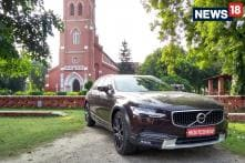 Volvo Car India Sales Up 30% at 2,638 Units in 2018