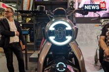 Royal Enfield KX Concept First Look at EICMA 2018