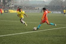 Real Kashmir Beat Indian Arrows for Maiden Home I-League Win