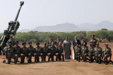 Boost to Indian Army Firepower as Nirmala Sitharaman Inducts 3 Artillery Gun Systems