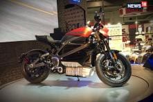 EICMA 2018: First Look Review of Harley Davidson LiveWire Electric Motorcycle