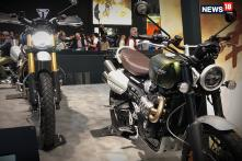 EICMA 2018: First Look Review of 2019 Triumph Scrambler 1200