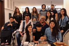 Here's How Arjun, Janhvi, Khushi and Anshula Made Boney Kapoor's 63rd Birthday Special