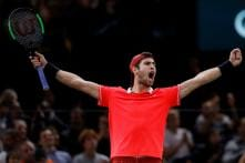 Karen Khachanov Shocks Novak Djokovic to Win Paris Masters