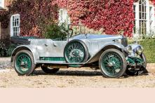 Last Maharaja of Kashmir Hari Singh's Rare Vintage Sports Car to Fetch Around 3.5 Crore at Auction