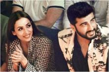 Arjun Kapoor Joins Rumoured Girlfriend Malaika Arora for Pre-Christmas Celebrations at Her House