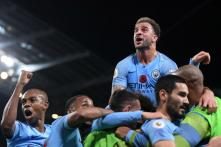 Manchester City Outclass Manchester United in Derby to Move Top of Premier League
