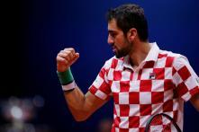 Marin Cilic Beats Lucas Pouille to Win Davis Cup for Croatia
