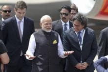 PM Modi Arrives in Argentina for G20 Summit, Set for Trilateral Meet With Trump, Abe
