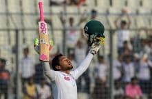 Mushfiqur Rahim's Record Innings Puts Bangladesh on Top Against Zimbabwe