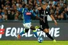 Napoli and Paris Saint-Germain Share Points, Leaving Champions League Group Wide Open