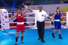 India's Good Run in World Boxing Championships Continues, Eight in Quarterfinals