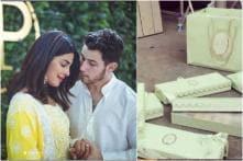 Here's the First Picture of Priyanka Chopra-Nick Jonas' Wedding Invitation