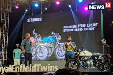 Royal Enfield Interceptor 650 Launched in India for Rs 2.5 Lakh, Continental GT 650 at Rs 2.65 Lakh