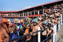 Sabarimala Devotees Defecate in Pamba as Toilets Run Dry, Rights Body Calls it 'Naked' Violation